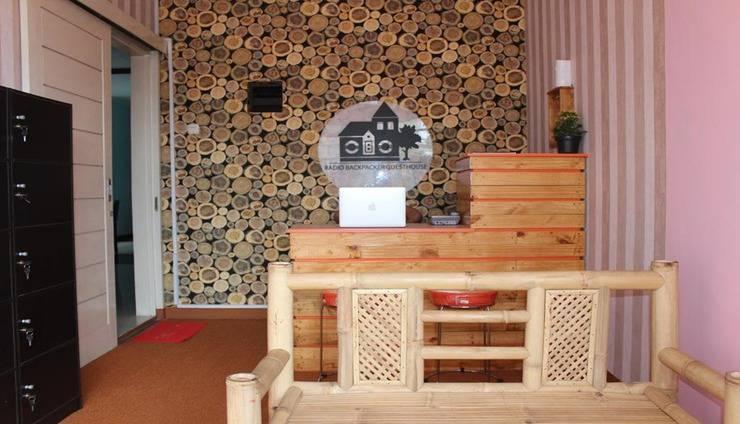Radio Backpacker Guesthouse Bandung - Facilities