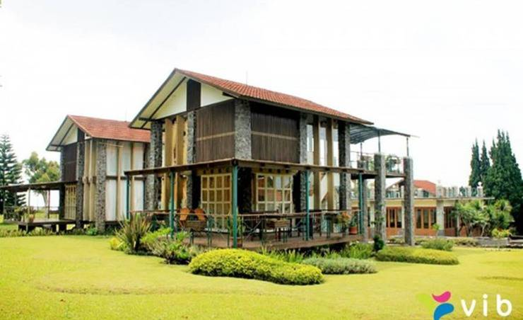 Villa Adelia Istana Bunga - Lembang Bandung Bandung - Eksterior