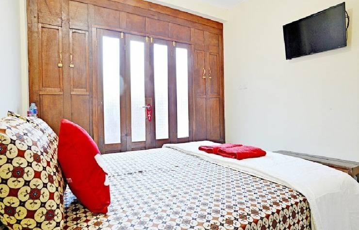 ZenRooms Prawirotaman Jogokaryan Bantul - Kamar tidur