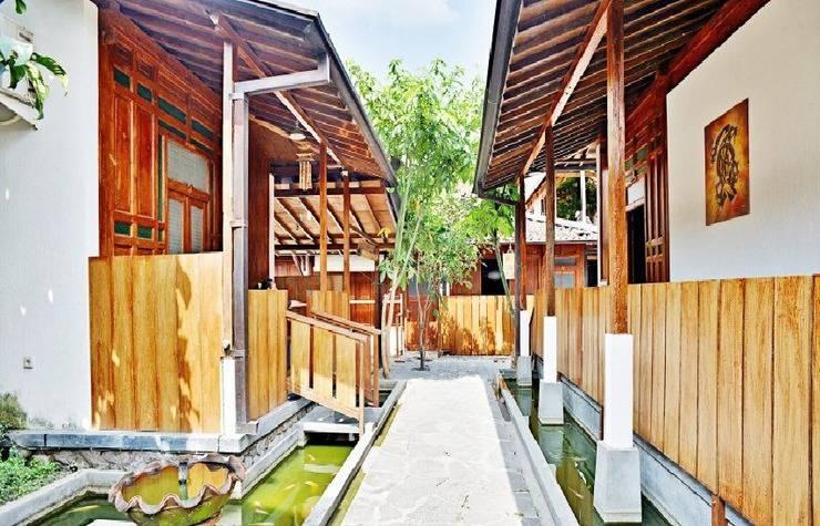 ZenRooms Prawirotaman Jogokaryan Bantul - pemandangan