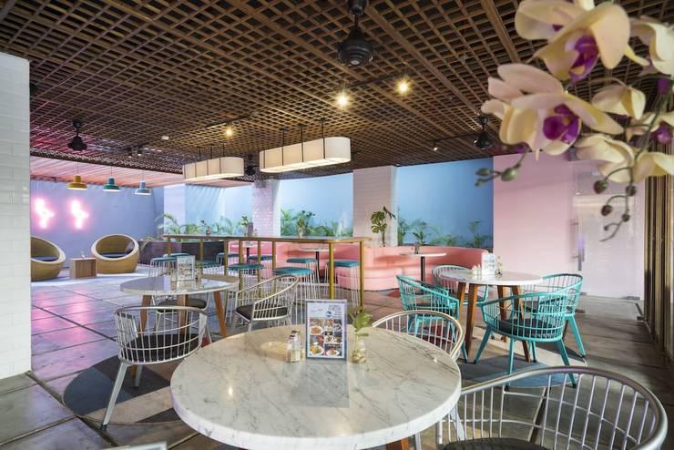 Liberta Seminyak Hotel - Restaurant