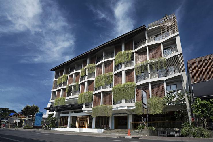 Liberta Seminyak Hotel - Front of Property