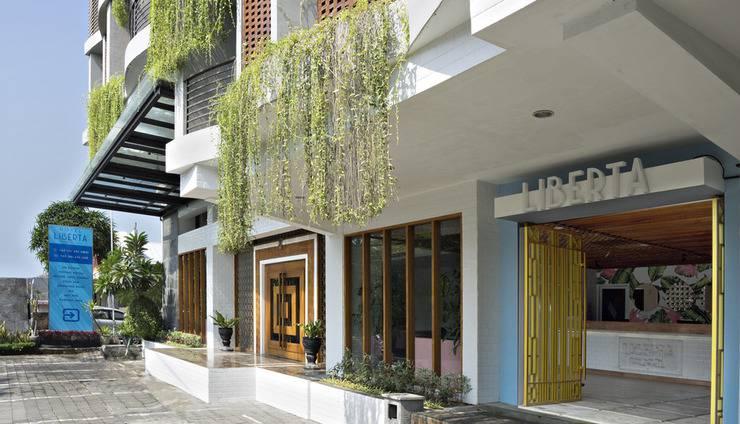 Liberta Seminyak Hotel - Entrance