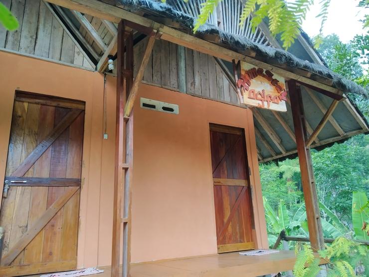 Asifa Homestay Jogja - Exterior