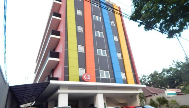 Hotel Amaris Senen - Tampilan DEPAN
