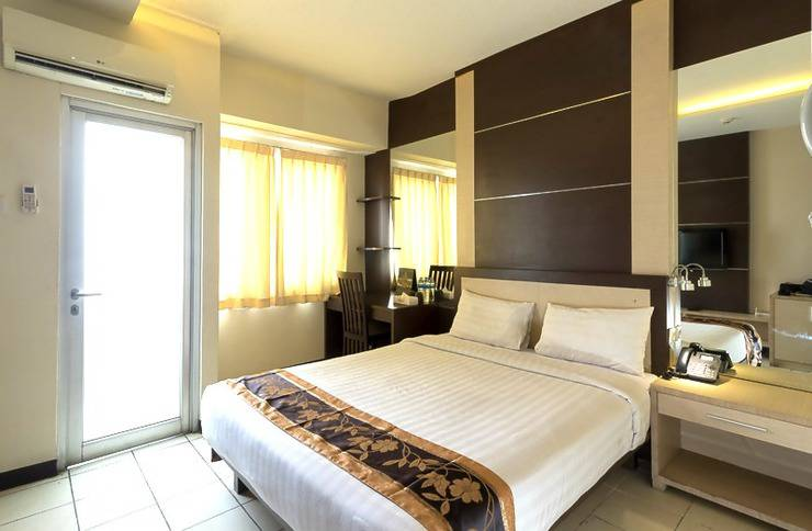 Centro City Service Apartment Jakarta - Superior Single Bedroom