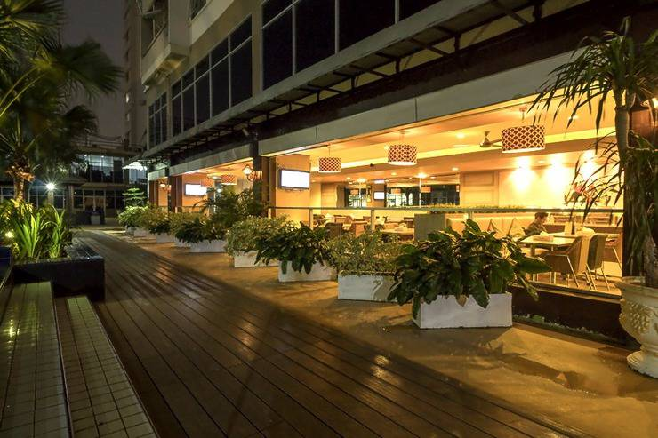 Centro City Service Apartment Jakarta - Centro Cafe & Resto