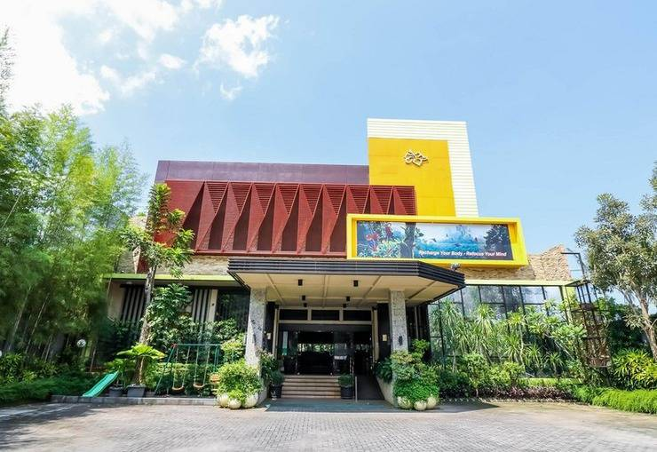 NIDA Rooms Pelajar Palace Ngaglik - Penampilan