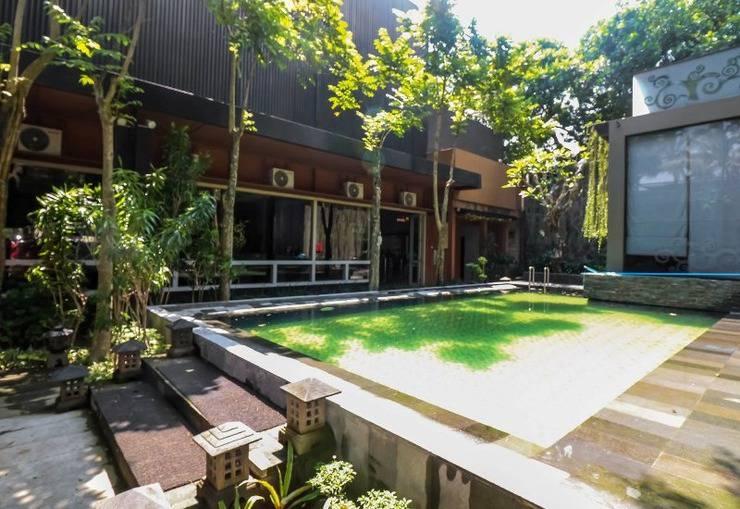 NIDA Rooms Pelajar Palace Ngaglik - Kolam Renang