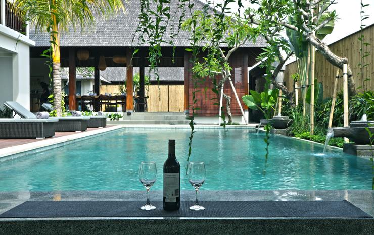 Villa Elite One Bali - Pool