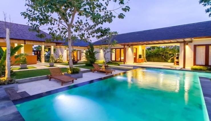 Dinar Hills Ungasan Bali - pool