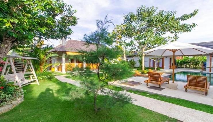 Dinar Hills Ungasan Bali - exterior