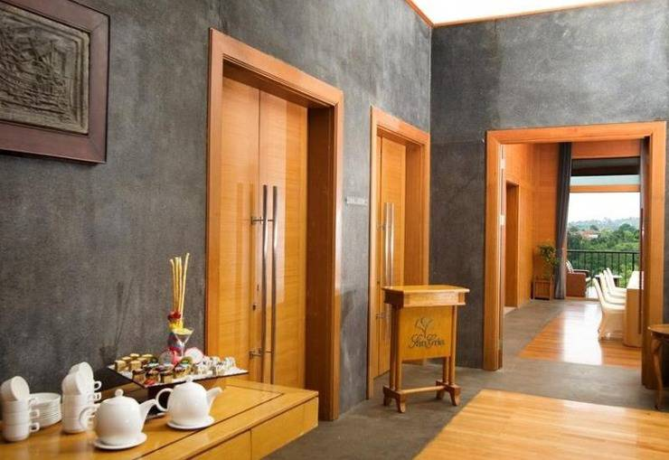 Sangria Resort & Spa Bandung - Interior