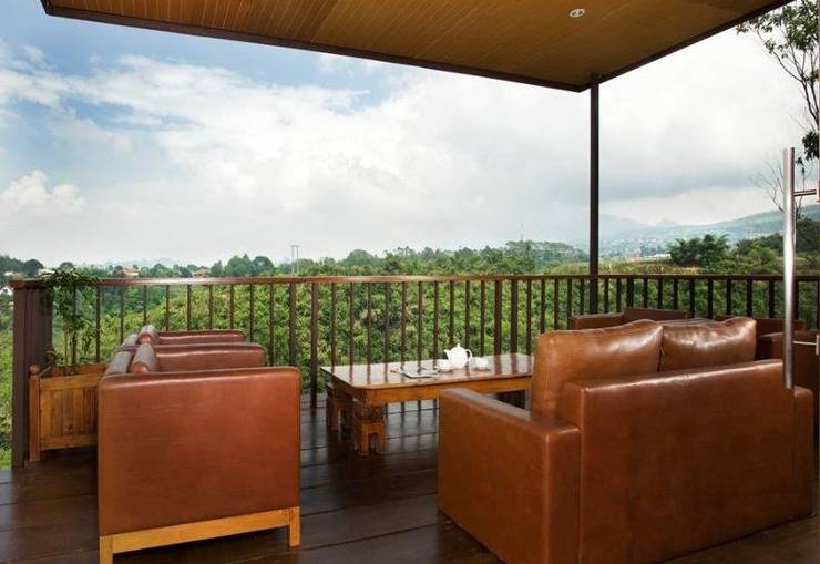 Sangria Resort & Spa Bandung - Lounge