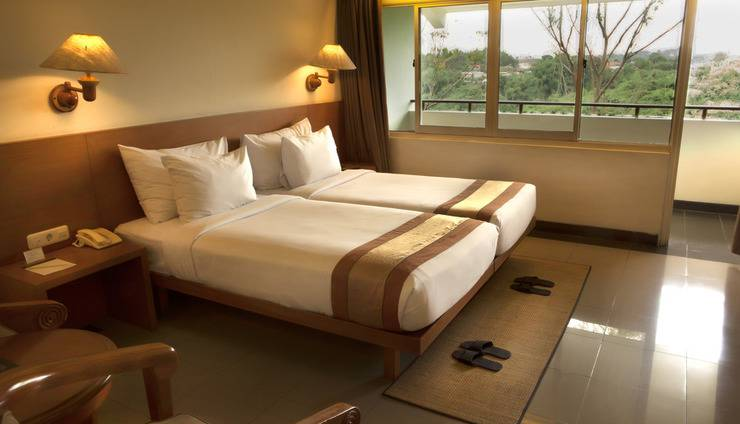 Sangria Resort & Spa Bandung - Deluxe Twin