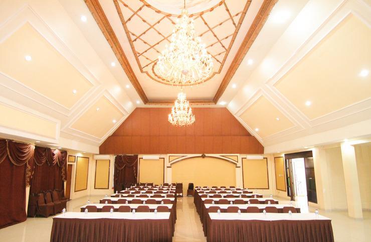 Grand Situ Buleud By Myhome Hospitality Purwakarta - Ballroom
