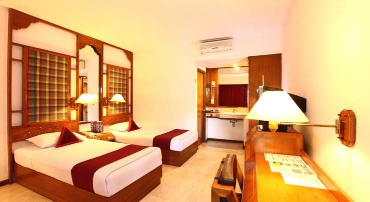 Bounty Hotel Bali - Standard Twin Room