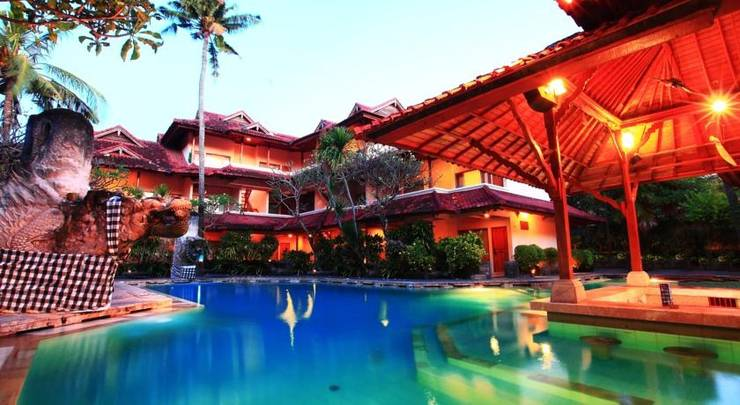 Review Hotel Bounty Hotel (Bali)