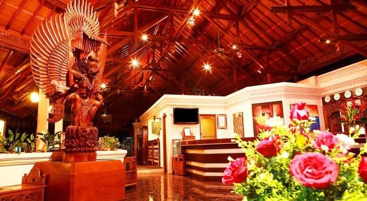 Bounty Hotel Bali - Lobi