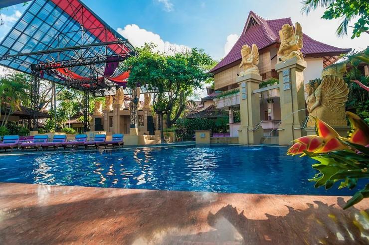 Bounty Hotel Bali - exterior