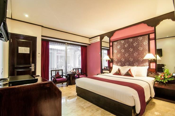 Bounty Hotel Bali - interior