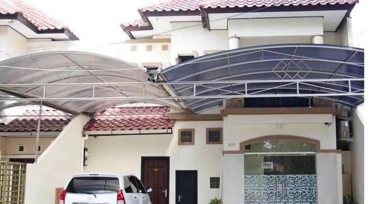 Galaxy Guest House Surabaya - Eksterior
