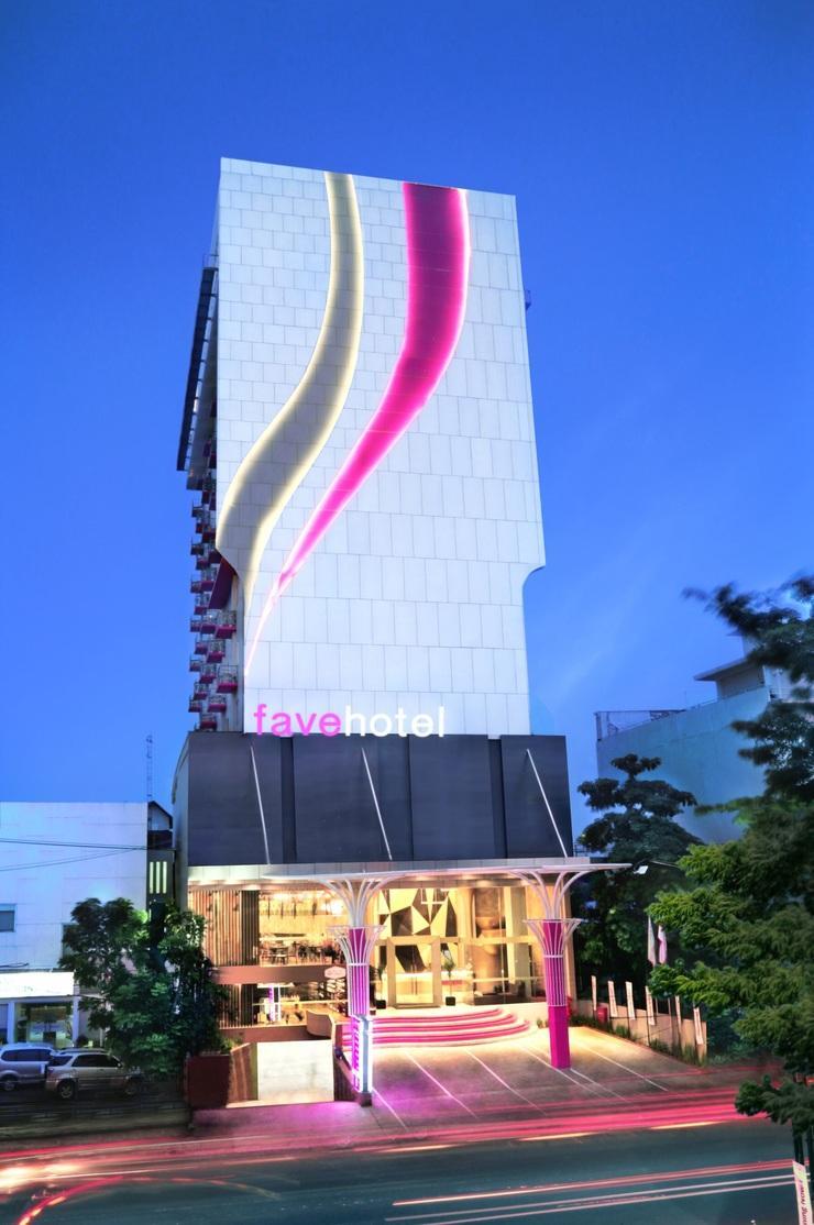 favehotel S. Parman Medan - Bangunan Tampak Luar
