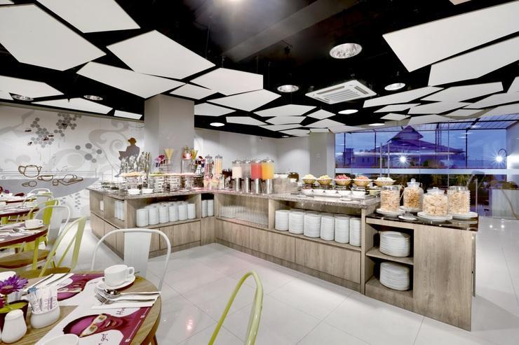 favehotel S. Parman Medan - Buffet