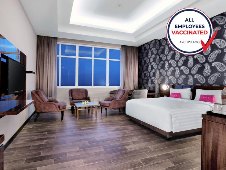 favehotel S. Parman Medan - Vaccinated