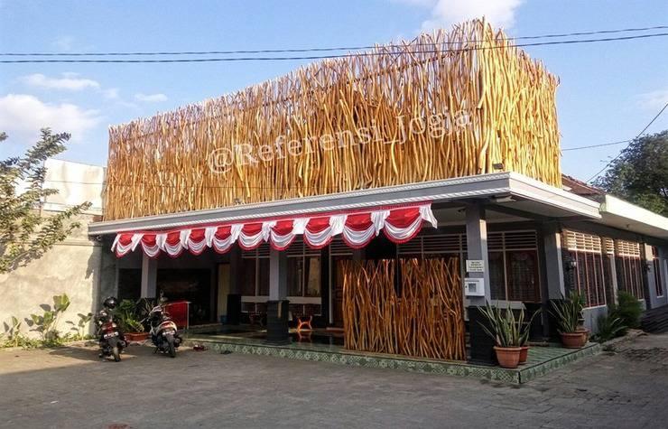 Metro Malioboro Living Yogyakarta - Exterior
