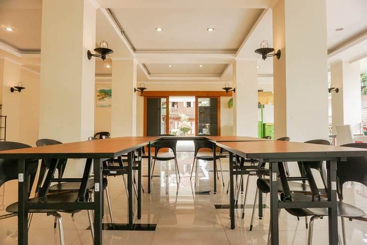 Villa Bantal Guling Bandung - Ruang Meeting