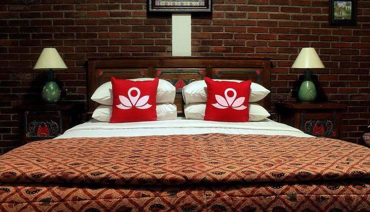 ZenRooms Sukamekar Surya Sumantri - Tampak tempat tidur double