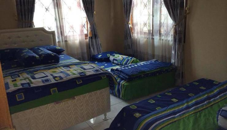 Astoria Villa Bandung - Kamar tamu