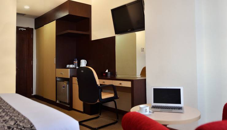 Uny Hotel Yogyakarta - Executive room