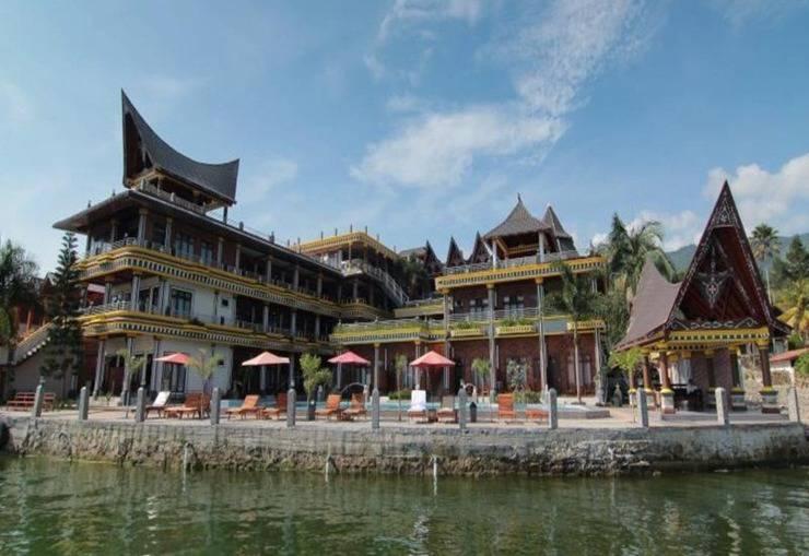 Samosir Cottages Resort Danau Toba - Eksterior
