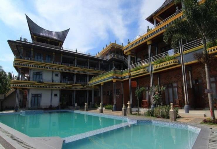 Samosir Cottages Resort Samosir - Kolam Renang