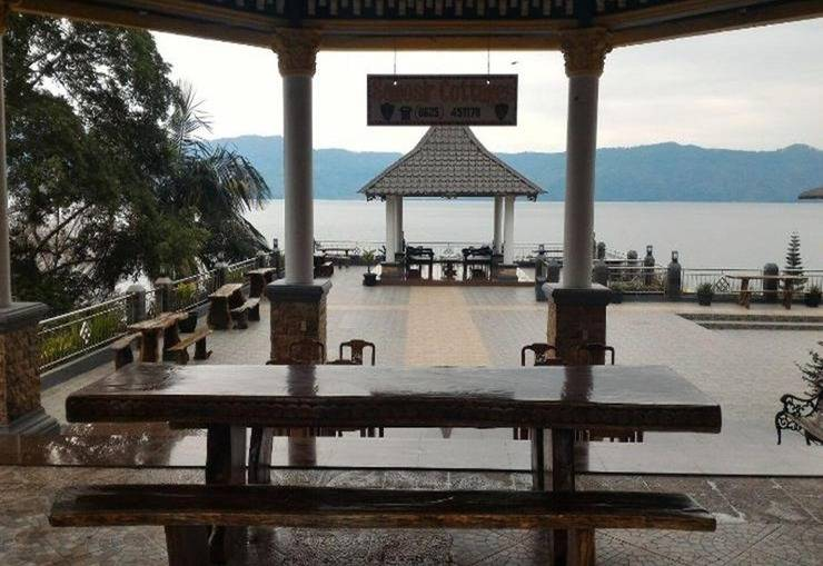 Samosir Cottages Resort Danau Toba - Eksterior