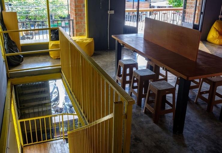 Kumpul Hostel Bali - Interior