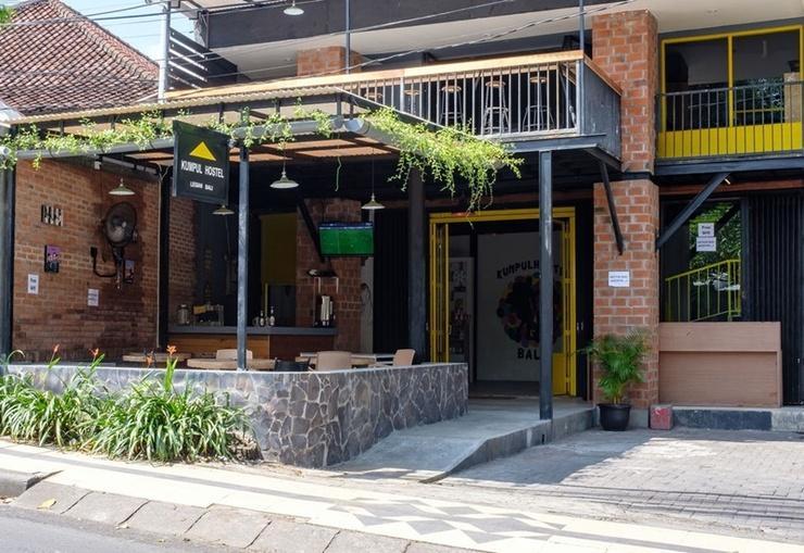 Kumpul Hostel Bali - Exterior