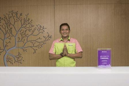Tinggal Premium at Kuningan Jakarta - lobi