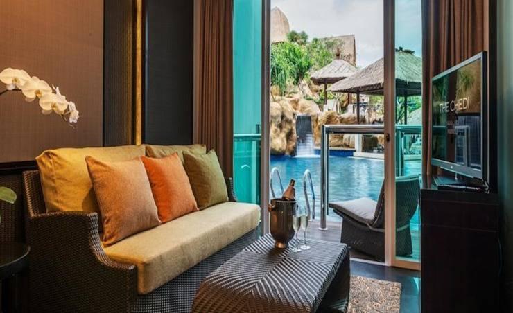 Mantra Sakala Resort & Beach Club Bali - Kamar tamu