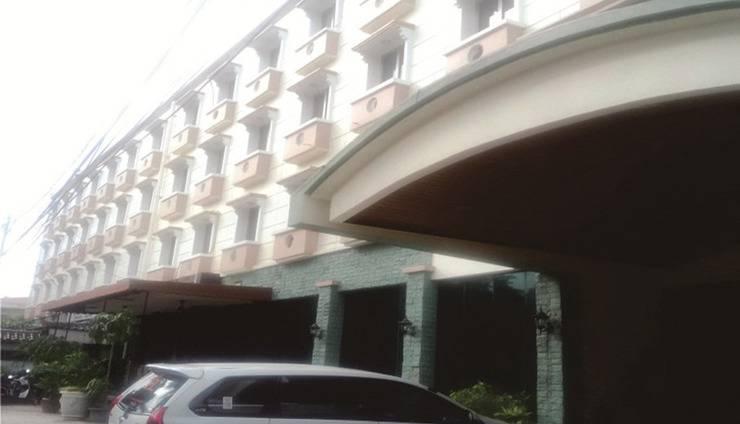 Hotel Jusenny Jakarta - Eksterior