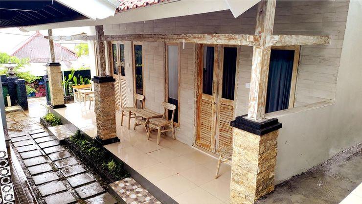Kanca Familia Hostel Bali - Exterior
