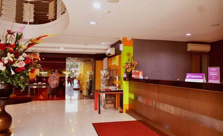 Tinggal Standard Glodok LTC Jakarta - Resepsionis