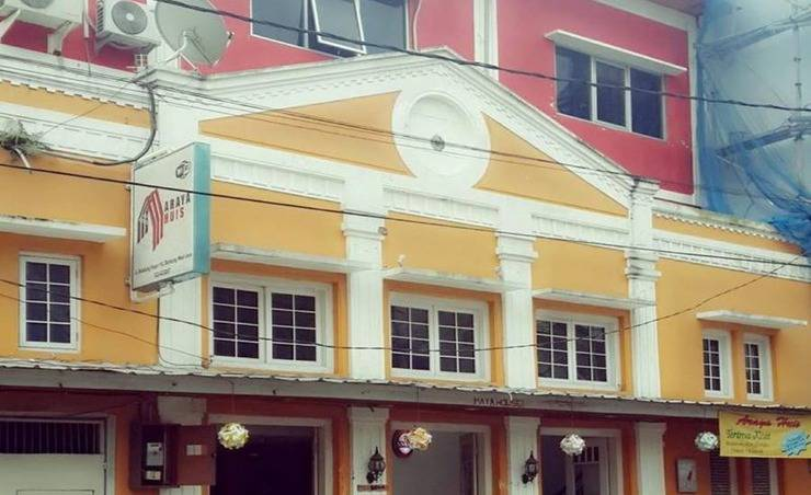 Araya Huis Homestay Bandung - Eksterior