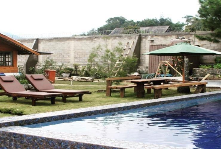 Camping At The Villa Unique Lembang - Exterior