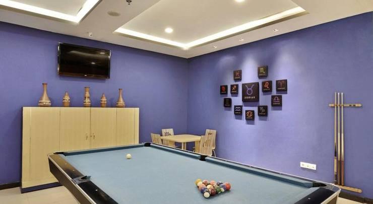Zodiak Paskal Hotel Bandung - Billiard