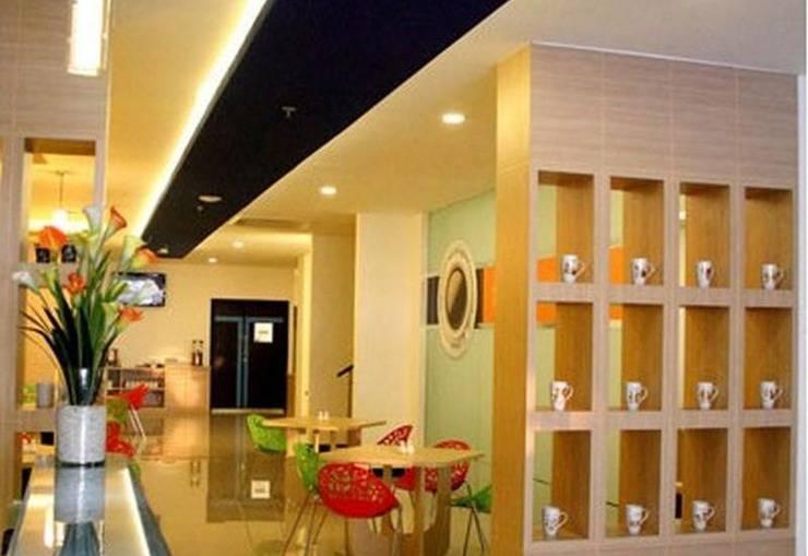Zodiak Paskal Hotel Bandung - Restaurant