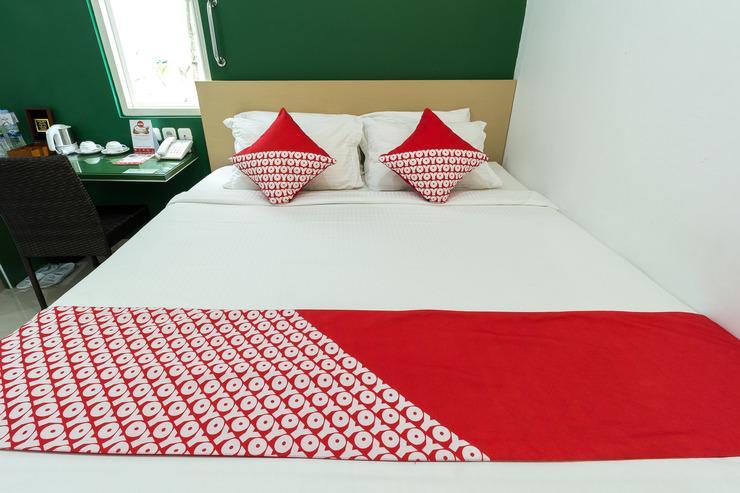 OYO 393 Ara Inn Bed and Breakfast Bali - Bedroom
