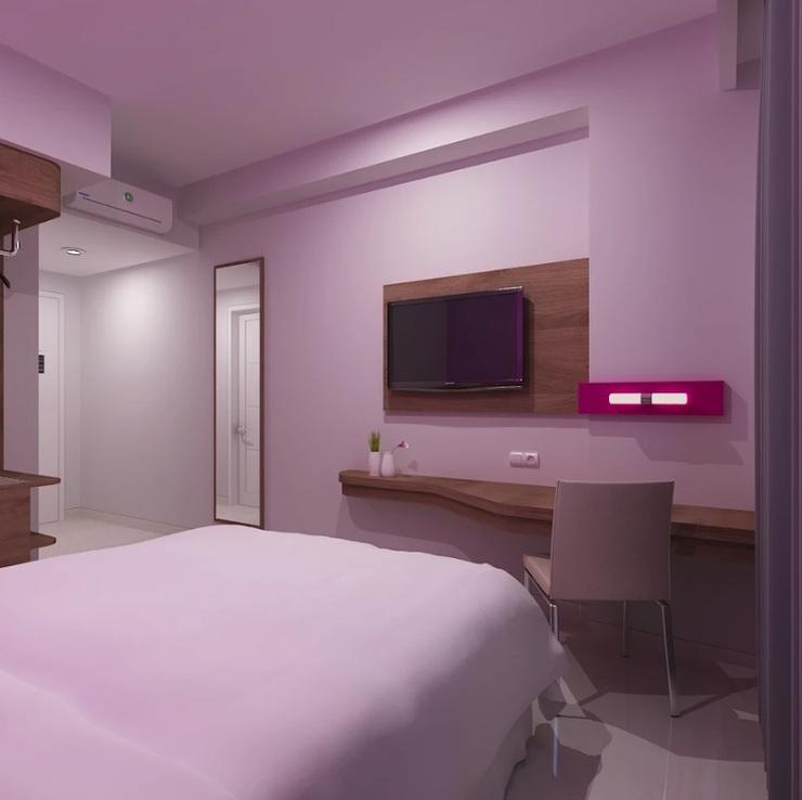 favehotel Hasyim Ashari Tangerang Tangerang - Guest room